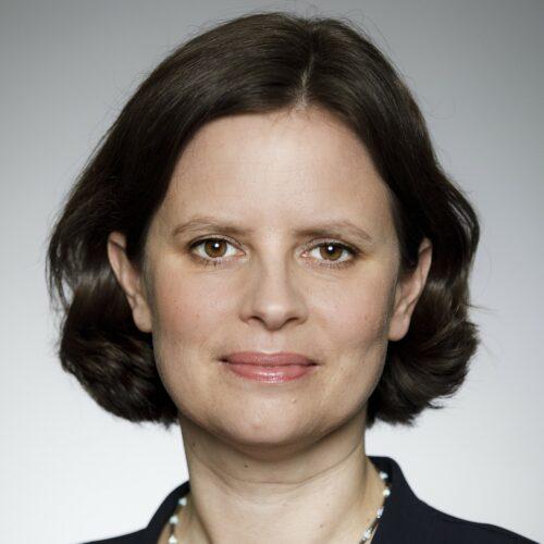 Staatssekretärin Juliane Seifert