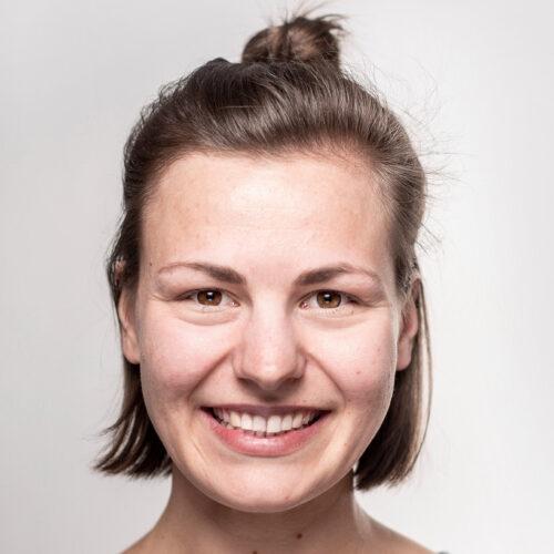 Porträt Sarah Kresse